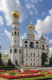 Ivan the Great Bell Tower, Moscow Stock Photo