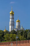 Ivan the Great Bell Tower, Moscow Royalty Free Stock Photo