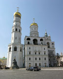 Ivan großes des Glockenturms Stockfotografie