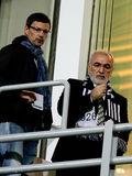 Ivan Ignatyevich Savvidis, niemiec Chistyakov, FC PAOK Zdjęcia Royalty Free