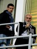 Ivan Ignatyevich Savvidis, tyska Chistyakov, FC PAOK Royaltyfria Foton
