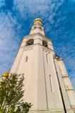 Ivan il grande campanile di presupposto e del campanile dentro Fotografia Stock