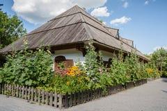 Ivan Kotlyarevsky Estate Museum i Poltava Royaltyfri Fotografi