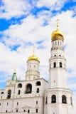 Ivan la gran torre de Bell en el cuadrado de la catedral Imágenes de archivo libres de regalías