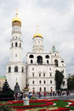 Ivan la grande torretta di Bell Mosca Kremlin Eredità dell'Unesco Immagine Stock