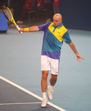 Ivan Ljubicic of Croatia at the 2010 China Open Stock Image