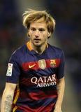 Ivan Rakitic av FCet Barcelona Royaltyfria Bilder