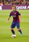 Ivan Rakitic de FC Barcelona Images stock