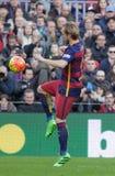 Ivan Rakitic del FC Barcelona Foto de archivo