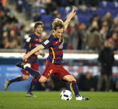 Ivan Rakitic do FC Barcelona Imagem de Stock