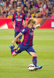 Ivan Rakitic of FC Barcelona Royalty Free Stock Image