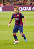Ivan Rakitic of FC Barcelona Stock Images