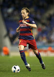 Ivan Rakitic of FC Barcelona Stock Images