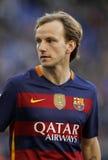 Ivan Rakitic of FC Barcelona Royalty Free Stock Images