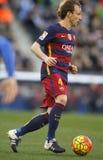 Ivan Rakitic of FC Barcelona Royalty Free Stock Image