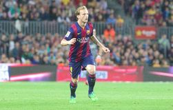 IVAN RAKITIC  FC BARCELONE Stock Photos
