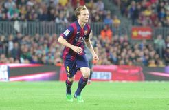 IVAN RAKITIC  FC BARCELONE Royalty Free Stock Images
