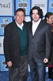 Ivan Reitman, Jason Reitman Royalty Free Stock Photography