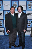Ivan Reitman, Jason Reitman Stock Photos