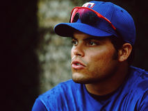Ivan Rodriguez Royalty Free Stock Images