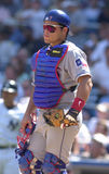 Ivan Rodriguez Royalty Free Stock Photo