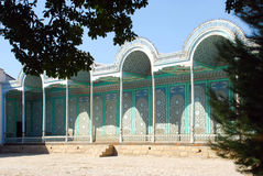 Ivan Salomhona en Bukhara Foto de archivo libre de regalías