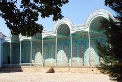 Ivan Salomhona i Bukhara Royaltyfri Foto