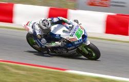 Ivan Silva racing Royalty Free Stock Photo