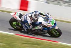 Ivan Silva racing Stock Image