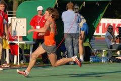 Ivan Ukhov, high jump Stock Images