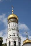 Ivan Wielki Dzwonkowy wierza w Kremlin moscow Rosja Obrazy Royalty Free