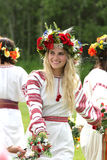 Ivana Kupala stock image