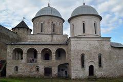 Ivangorod堡垒 库存图片