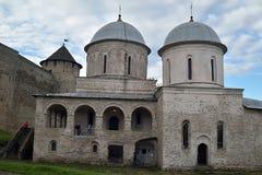 Ivangorod Forteca Obrazy Stock