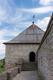 Ivangorod fortress Stock Photos