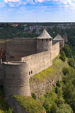 Ivangorod fortress.Russia Royalty Free Stock Images