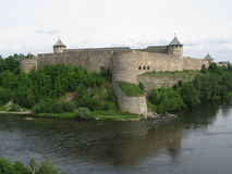 Ivangorod Russia Royalty Free Stock Image