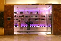 Ivanka Trump Store Stock Image