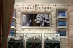 Ivanka Trump Store royalty free stock photos