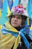Ivano-Frankivsk, UKRAINE Royalty Free Stock Photo