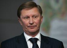 ivanov Россия s депутата первое стоковое изображение rf