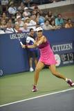 Ivanovic Anekdoten WTA 12 Lizenzfreies Stockfoto