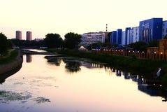 Ivanovo stad Fotografering för Bildbyråer