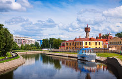 Ivanovo in summer. Russia Royalty Free Stock Images