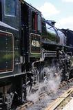 Ivatt Class 4 Steam Locomotive. Royalty Free Stock Photos