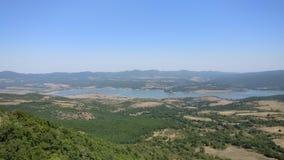 Ivaylovgrad dam Stock Images