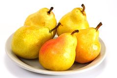 Ive pear Stock Photo