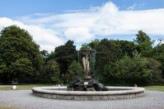 Iveagh-Gärten, Dublin Lizenzfreie Stockfotografie