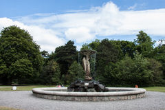 Iveagh Gardens, Dublin Royalty Free Stock Photography