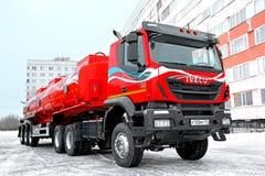 IVECO AMT 6339 Trakker Стоковое Изображение